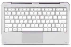 Original Magnetic Docking CDK08 Keyboard for Cube iWork1X Tablet White|Banggood