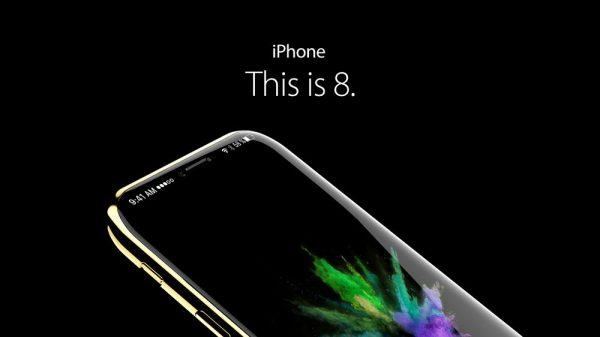 iPhone 8 / X コンセプト画像