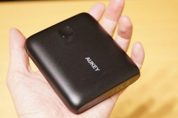 「AUKEY モバイルバッテリー 10000mAh 2USBポート PB-N42」レビューまとめ!