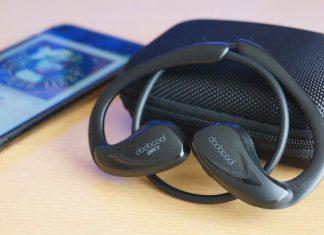 レビュー】厚みのあるサウンドが楽しめる!「dodocool Bluetooth イヤホン DA104」はしっかりしたホールド力が特徴的なカナル型イヤホン!