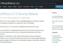 WordPressに深刻な脆弱性が発覚!すでに多数のサイトで改ざん被害が発生中!ユーザーは大至急アップデートを!