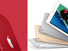 Appleが「iPhone 7 RED」や廉価版の「iPad」など、製品ラインアップや価格を見直し!iPhone SEは価格据え置きで容量2倍になっていますよ!