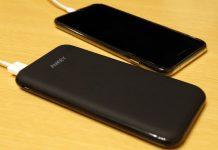 【レビュー】これいいよ!「AUKEY モバイルバッテリー 10000mAh 2USBポート PB-N51」は薄くて軽くてデザイン良好!性能も十分!