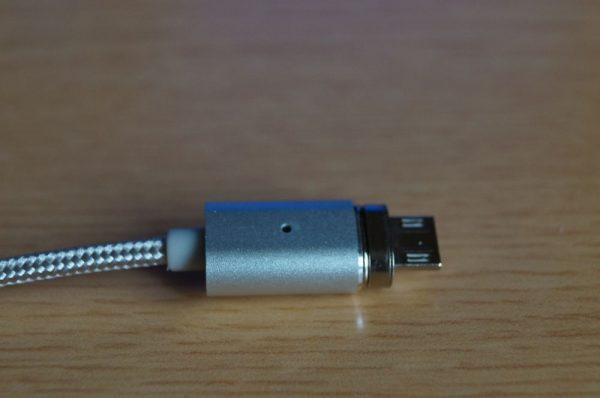 「dodocool Micro USB マグネットケーブル 1.2m」レビューまとめ!
