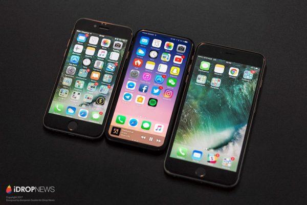 「iPhone 8」の試作品設計図がリーク?