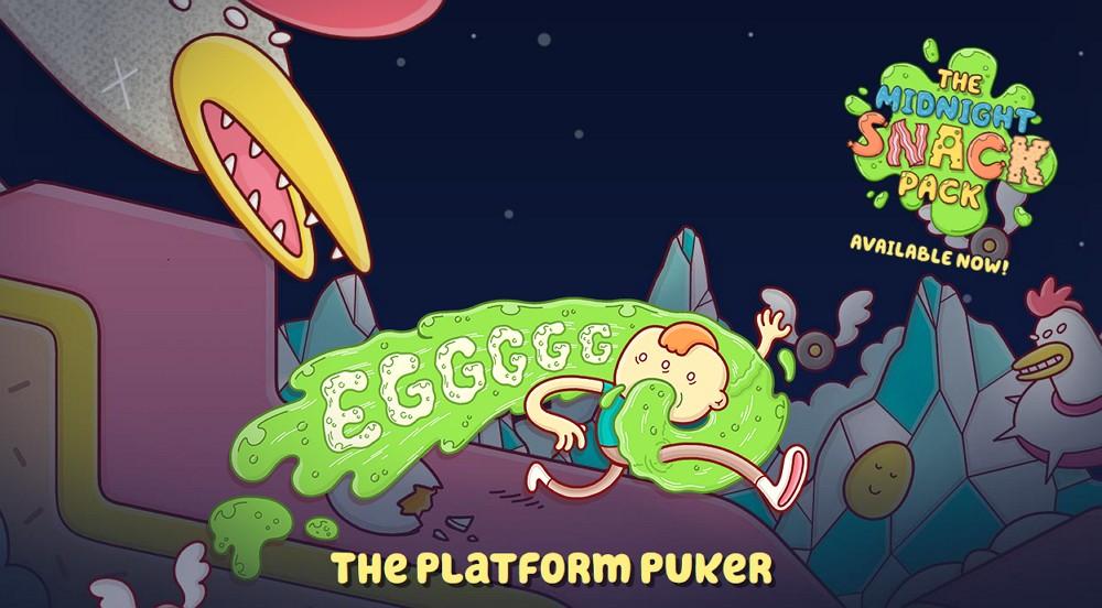 Appleが「今週のApp」として「ゲロ」アクションゲーム「Eggggg」を無料配信中。