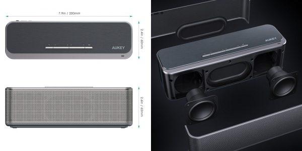 「AUKEY Bluetooth ワイヤレススピーカー SK-S1」の特徴/仕様