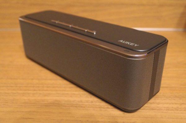 「AUKEY Bluetooth ワイヤレススピーカー SK-S1」レビューまとめ!