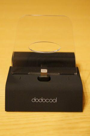 「dodocool MFi認証 Apple Lightning充電クレードル」レビュー!