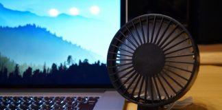 【レビュー】暑い季節に大活躍!「SOFER USB扇風機 MF6」はコンパクトなのに二重反転羽根搭載でしっかりした風量が特徴!デスクだけでなく、キャンプなどにもおすすめ!