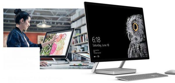 「Surface Studio」の価格、スペックまとめ!