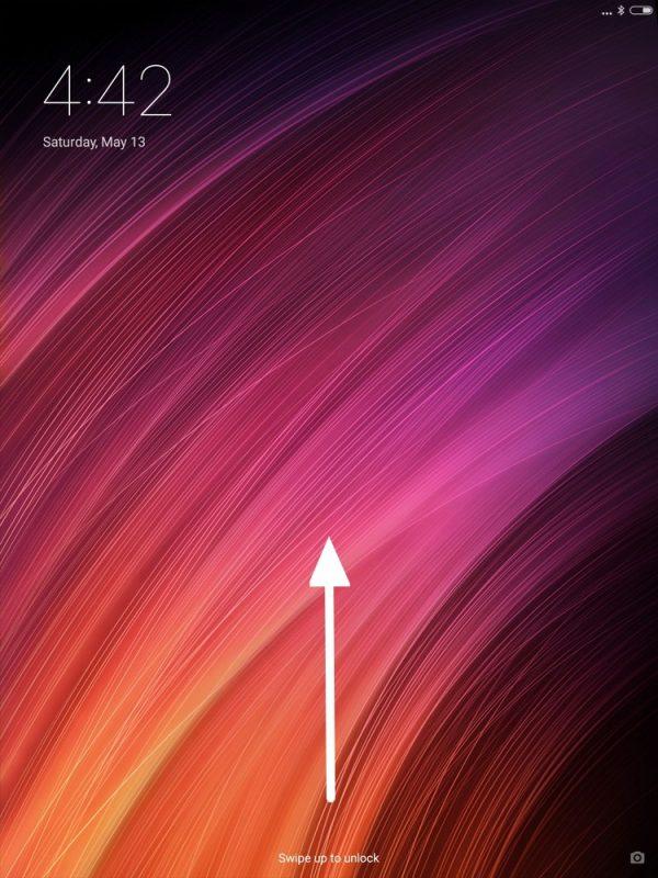 「Xiaomi Mi Pad 3」の日本語化方法