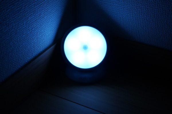 「dodocool LED センサーライト DA127GY」レビューまとめ!