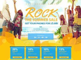 ROCK The Summer Sale|GearBest