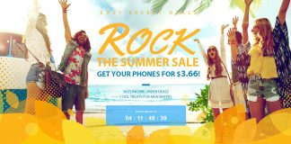 ROCK The Summer Sale|GearBest