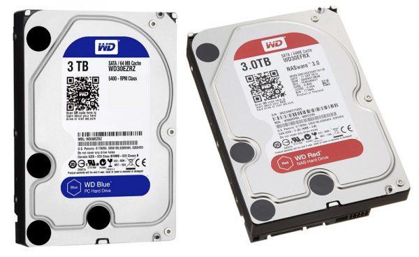 NAS用HDDの選び方