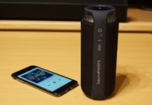 【レビュー】満足度高し!「SoundPEATS Bluetooth スピーカー P5」は伸びやかな迫力あるサウンドとIPX4防水、360度サウンドなど、隙の無い素晴らしいスピーカーですよ!