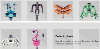 Appleが「今週のApp」として「タイニーバップのロボット工場」を無料配信中!