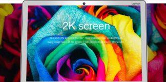 CHUWI LapBook 12.3 レビュー!2K&6GB RAM搭載なのに3万円台の安価なノートパソコン!サブ機におすすめ!