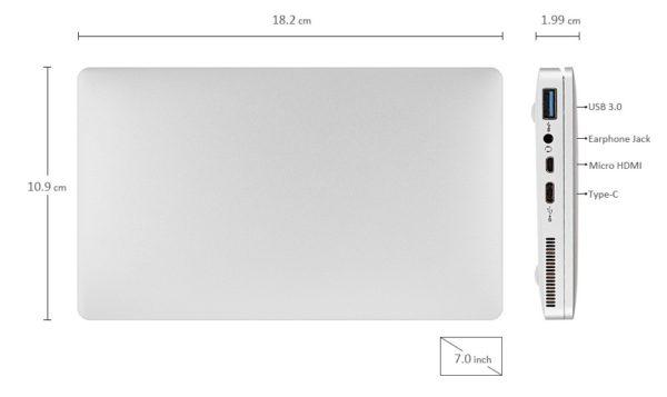 ポケットに入るミニPC「GPD Pocket Mini Laptop」!今ならGearBestでプレセール開催中!