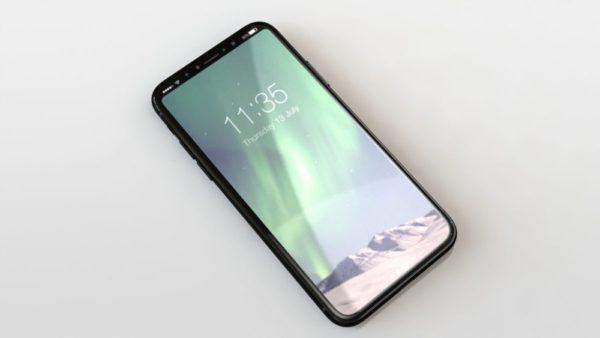 iPhone 8 の予想デザイン!これでほぼ確定?