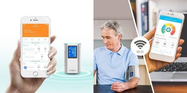 Koogeek 上腕式 スマート血圧計 BP2