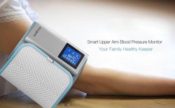「Koogeek 上腕式 スマート血圧計 BP2」レビューまとめ!