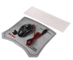 (無料)マウス+マウスパッド+キーボードカバー|MSI GL62M 7REX - 1252CN