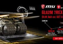 MSI GL62M 7REX - 1252CN セールページ|GearBest