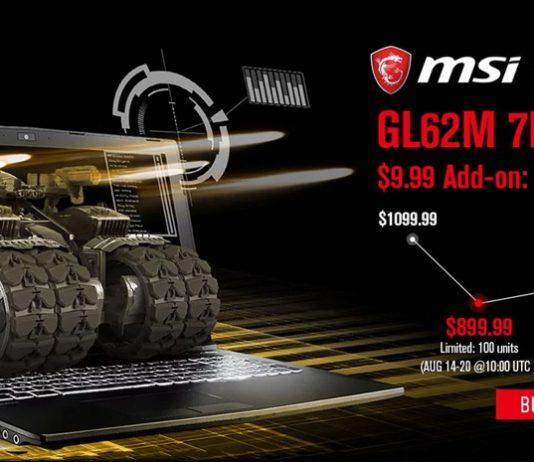 MSI GL62M 7REX - 1252CN セールページ GearBest