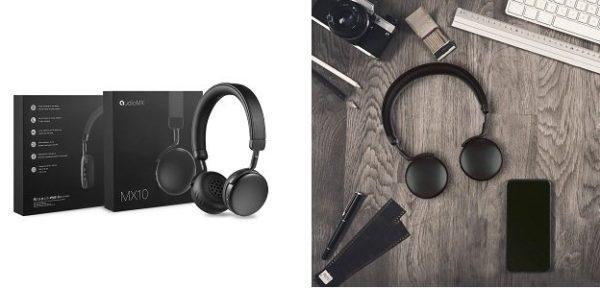 「AudioMX Bluetoothヘッドホン MX10」の特徴/仕様