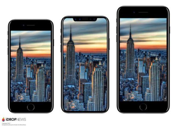 iPhone 8 / iPhone 7s / iPhone 7s Plus