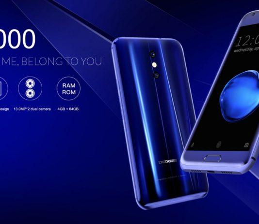 DOOGEE BL5000 レビュー!安価なのにFHD&デュアルカメラ搭載&大容量バッテリー搭載でなかなかお買い得!
