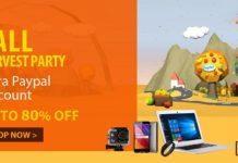 GearBestが秋の大特価セールを9/11より開催!激安価格の製品多数!ぜひご一読を!