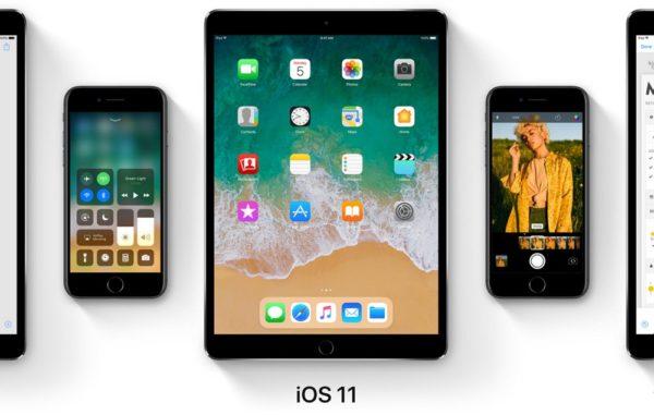 iOS 11のリリース日は?