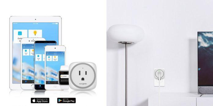 【レビュー】Apple HomeKit対応!「Koogeek スマートコンセント P2」は、より小型化&ナイトライトが付いて便利に進化!