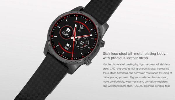 「AllCall W1 3G Smartwatch Phone」外観レビュー
