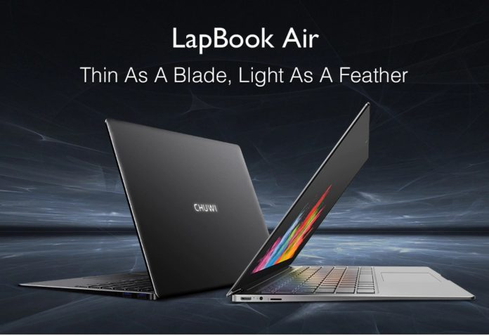 これは安い!Chuwiの「Lapbook Air Notebook 14.1インチ」がクーポン利用で3万円台で購入可能!