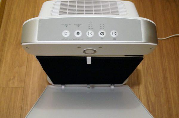 「Lavieair 空気清浄機 20畳用」の使い方/操作方法