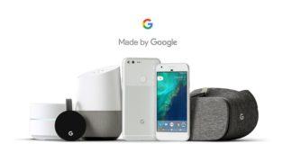 Googleが怒涛の新製品発表ラッシュ!Pixel 2など興味はあるけど、ほとんど日本では発売予定なし!