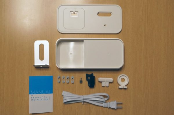 「Oittm Apple Watch/iPhone/iPad対応 多機能充電スタンド」のセット内容