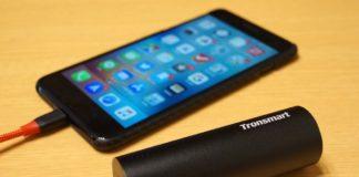 【レビュー】超コンパクトで安価!「Tronsmart モバイルバッテリー 5000mAh PB5」は普段のちょっと充電が足りない時に持っていると安心です!