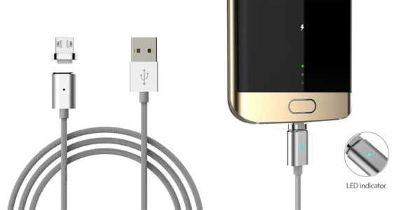 「dodocool USB Type-Cケーブル マグネット式 1.2m DA125」レビューまとめ!
