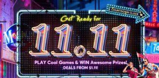 GearBestが「双11大セール」を11月7日から11月13日まで開催!いろいろ安い!