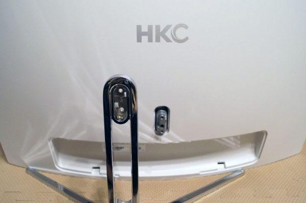 「HKC C7000」の組み立て手順&外観チェック。