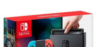 【速報】AmazonでNintendo Switchが定価32,378円(税込)で販売中!欲しい人は急げ!
