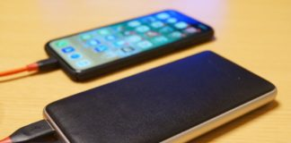 【レビュー】iPhoneユーザーに超おすすめ!「Tronsmart 10000mAh モバイルバッテリー PB10L」はライトニングケーブル搭載&本革仕様の質感高いモバイルバッテリー!