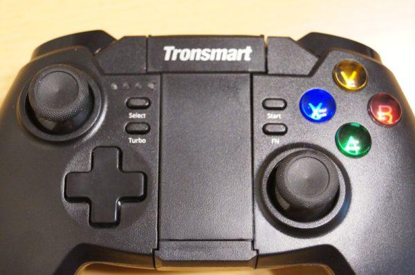 「Tronsmart Mars G02 ワイヤレスゲームパッド」レビューまとめ!