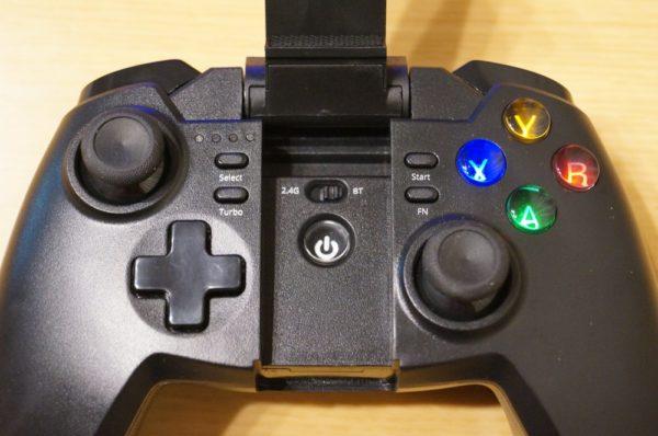 「Tronsmart Mars G02 ワイヤレスゲームパッド」と「Windows 10 PC」や「Androidスマホ/タブレット」とのペアリング方法