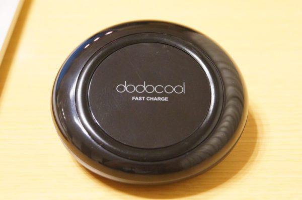 「dodocool PowerPort Qi急速ワイヤレス充電器」レビューまとめ!